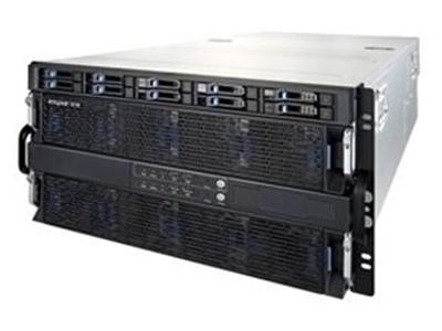浪潮天梭K1 910  產品類型:企業級 產品類別:主機服務器 CPU類型:Intel 安騰9500 CPU型號:Intel Itanium 9500 最大CPU數量:8顆 內存類型:ECC DDR4 最大內存容量:2TB 硬盤接口類型:SATA/SAS/SSD 內部硬盤架數:最多支持12個熱插拔2.5英寸 HDD(兼容SATA、SAS和SSD) 熱插拔盤位:支持熱插拔
