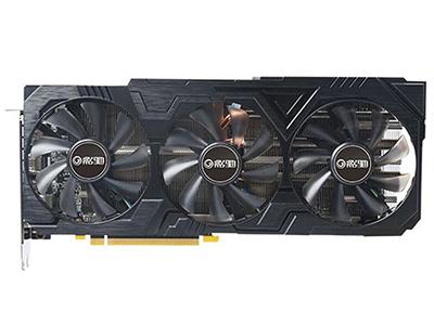 影驰GeForce RTX 2070 大将  显卡类型:发烧级 显卡芯片:GeForce RTX 2070 核心频率:1620MHz 显存频率:14000MHz 显存容量:8GB 显存位宽:256bit 电源接口:6pin+8pin