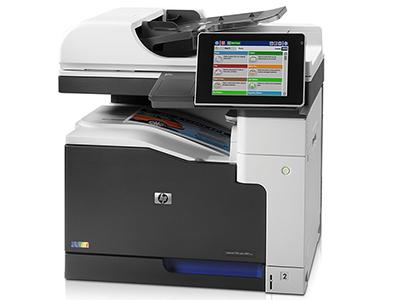 惠普 HP775DN 彩色激光A3打印机一体机复印扫描自动双面