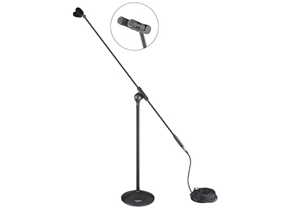 MG-826立式演讲话筒 带线(富林达)