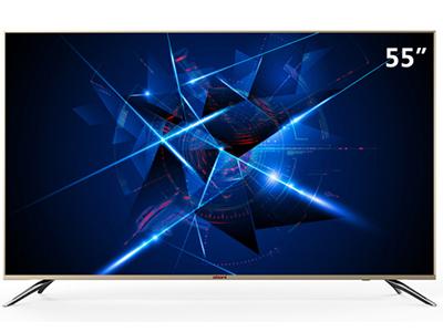 长虹欧宝丽  55X99 55寸  安卓 智能 4K 金色边框带智能语音 液晶电视