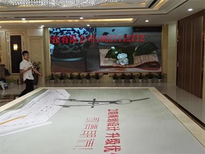 p3室內全彩led顯示屏15平方(濮陽市)