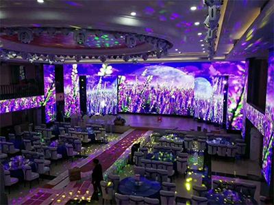p3室內全彩led顯示屏130平方(周口)