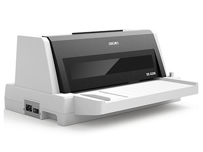 得力 DE-620K 针式打印机 营改增税控发票打印机(85列)