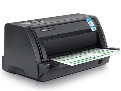 得力 DE-730K 针式打印机 发票/单据/快递单打印机(82列平推式)