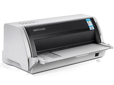 得力 DL-690K 针式打印机 发票/单据/快递单打印机(110列平推式)