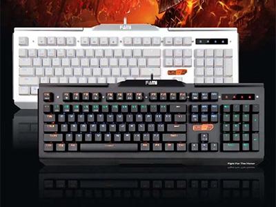 法米 巨龙之魂 红外光电轴有线机械键盘  AG41