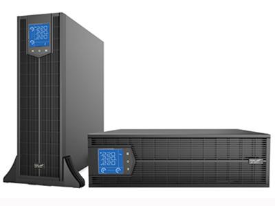 科华  YTR系列三进三出UPS(10-20kVA)-J YTR系列三进三出UPS,是正弦波在线式高性能不间断电源,是专为金融、通信、保险、交通、税务、军队、证券、能源、教育、政府、企业等系统的网络计算机房和小型智能设备(如测量装置、工业自动化设备等)、精密仪器等设计的高性能正弦波在线式UPS,可立可卧,尤为适用于恶劣的电网环境。