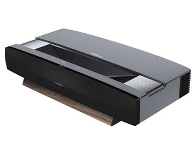 极米 A1 Pro 2019 350nit高画面亮度/1080P分辨率/HDR10解码/超长寿命光源/激光超短焦抗光幕布