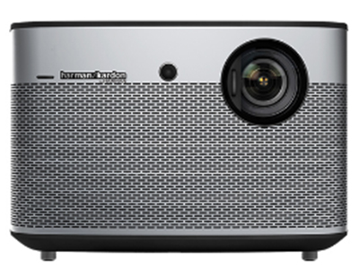 极米H2i 1200ANSI流明/哈曼卡顿音响/自动对焦/3G运存更强大/硬件级梯形校正/声纹识别/人工智能语音系统/儿童模式/漫反射更护眼