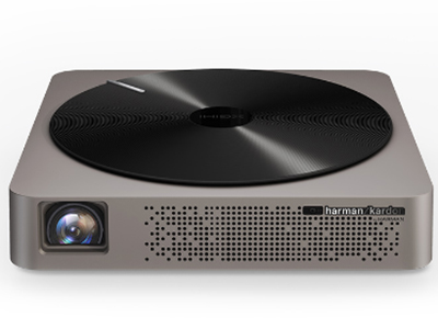 极米New Z4极光 850ANSI流明/运动补偿技术/性能画质升级/全新人工智能系统/哈曼卡顿音响。