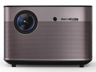 极米H2极光 1500ANSI流明/1080P分辨率/运动补偿技术/极米AI/智能辅助校正/可变光圈。