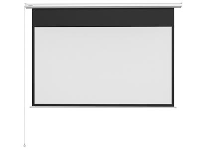 极米100英寸16:9遥控电动幕布 遥控升降/高增益/广视角