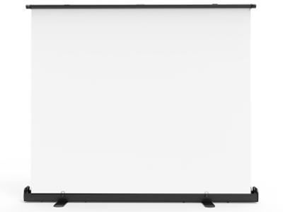 极米100英寸地拉幕布 巨幕观影 轻巧免安装。
