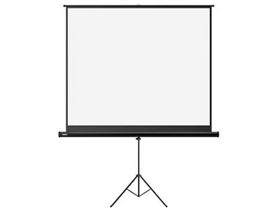 极米100英寸16:10支架幕布 高强度材质,经久耐用。收拢后方便携带,此幕布与极米任意型号激光电视不搭配。