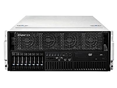 浪潮英信服务器NF8460M4  XEONE7-4809V4(2.1GHZ/8C)/6.4GT/20ML3*2|32G RDIMM DDR4 内存*2|600G 热插拔SAS硬盘(1万转) 2.5*1|INSPUR_NF8460M4_2.5HD_硬盘托架*8+背板*1*1|INSPUR 八通道高性能 SAS RAID卡 RS0820P(2G缓存)*1|主板集成千兆网卡*4|2+1冗余电源(NF8460M4)*1|U盘软驱*1|标配导轨*1|