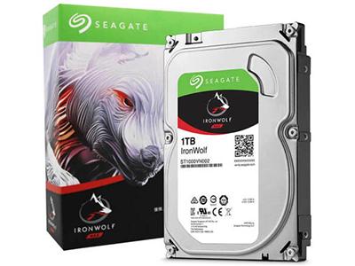 希捷(Seagate)1TB 64MB 5900RPM 网络存储(NAS)硬盘 SATA接口