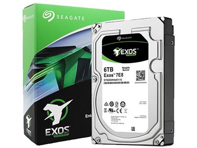希捷(Seagate)6TB 256MB 7200RPM 企业级硬盘 SATA接口