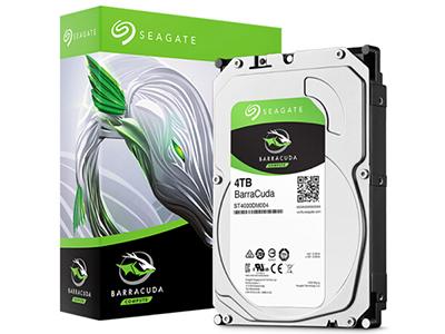 希捷(Seagate)4TB 256MB 5400RPM 台式机机械硬盘 SATA接口