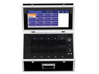 声力士  DSJ-K110  单警音视频记录仪 10口台式数据采集站B/S架构、支持分布式下载自动采集、自动删除自动充电、无人值守便携设计、节省空间7*24*365全天候运行 支持通过Web浏览器进行实时访问和参数配置支持SDK开发