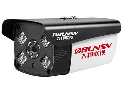大邦联视 DB-IPC804HA-30 摄像机 红外四灯 采用三百万像素高清镜头,使用海思处理器;支持ONVIF协议,支持云服务功能。