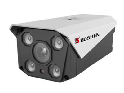 博深 BS-IP918HTNE-37 400万摄像机 四颗大功率点阵式红外灯(内置拾音) 红外距离15-100米 H.265+编码格式