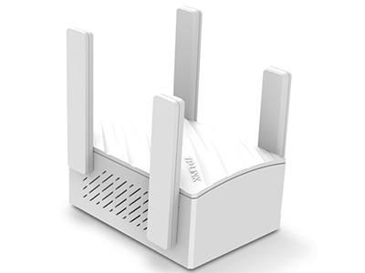 TP-LINK TL-WDA6332RE 无线信号扩展器 双频,5G 867M + 2.4G 300M,外置四天线,智能信号指示灯,一次设置随插随用