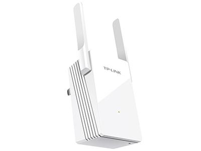 TP-LINK TL-WA933RE 无线扩展器 300M,插墙设计,完美兼容所有路由器,二维码3步设置完成/智能指示灯,外置双天线
