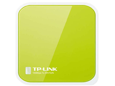 TP-LINK TL-WR702N 需外接电源,迷你型150M无线路由器,尺寸较WR700N更小,USB口