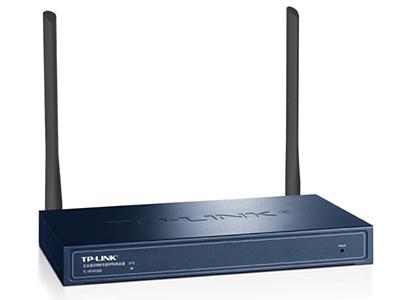 TP-LINK TL-WVR308 企业级路由器 300M+1WAN口+7LAN口+1可变口