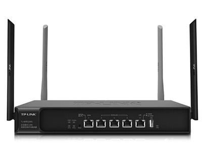 TP-LINK TL-WVR1200G 企业级路由器 2.4G 300M+5G 867M+1WAN千兆口+1LAN千兆口+3千兆可变口