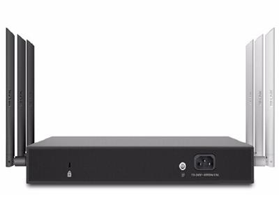 TP-LINK TL-WVR1750G 企业级路由器 2.4G 450M+5G 1300M+2WAN千兆口+3LAN千兆口