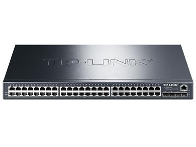TP-LINK TL-SG5452 全千兆三层全网管 48个千兆口+4个独立千兆SFP