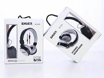 晶铭耳机 SE-5225