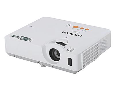 日立 HCP-N3310X 投影机 3300流明 1024*768分辨率 16000:1对比度 无PC演示/支持无线、RGB*2、RJ45、自动梯形校正、边角校正技术