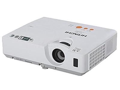 日立 HCP-N4010X 投影机 4000流明 1024*768分辨率 16000:1对比度 无PC演示/支持无线、RGB*2、RJ45、自动梯形校正、边角校正技术