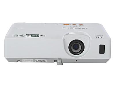 日立 HCP-N3410W 投影机 3400流明 1280*800分辨率 16000:1对比度 双USB、无PC演示/支持无线