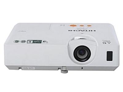 日立 HCP-N3710W 投影机 3700流明 1280*800分辨率 16000:1对比度 双USB、无PC演示/支持无线