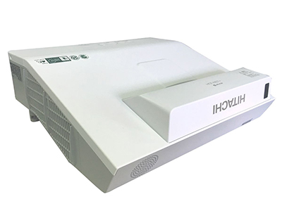 日立 HCP-A827W+ 投影机 2700流明 1280*800分辨率 16000:1对比度 全密闭反射式宽屏短焦、0.59英寸多晶硅有源矩阵式TFT液晶板、电动聚焦/数码变焦