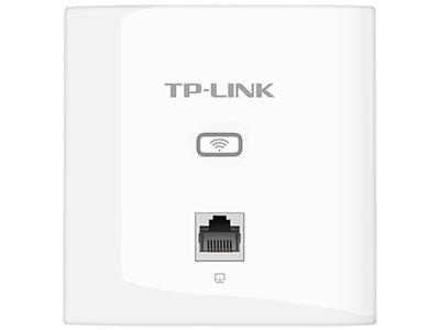 TP-LINK   TL-AP302I-POE薄款(方)   面板AP 带机量20,标准POE,1 RJ45网口,薄款外观