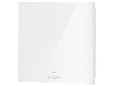 TP-LINK  TL-AP455I-POE 皓月白   面板AP 带机量30,标准POE,1 RJ45网口,皓月白,超薄壳体