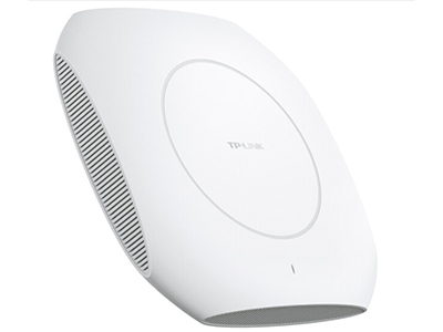 TP-LINK  TL-HDAP4300GC-非标POE/DC  吸顶式AP  2.4GHz频段:800Mbps 5GHz频段(11AC):1733Mbps(5G-1)+1733Mbps(5G-2) 带机量100,标准POE,三频高密度,半径15m,Mu-MIMO+波束成形