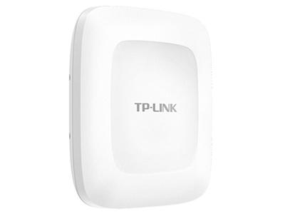 TP-LINK TL-AP450P全向  室外AP 带机量35,内置5dBi全向天线;自带POE模块供电;半径180米