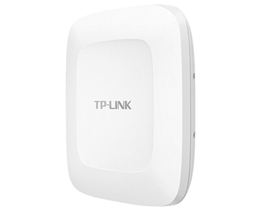 TP-LINK TL-AP450GP扇区  室外AP 带机量35,内置5dBi扇区定向天线,120°角;千兆端口,自带POE模块供电;半径180