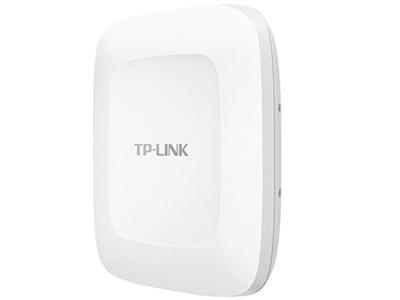 TP-LINK TL-AP1200GP扇区  室外AP 带机量60,双频,内置5dBi扇区定向天线,120°角;千兆端口,自带POE模块供电;半径200米