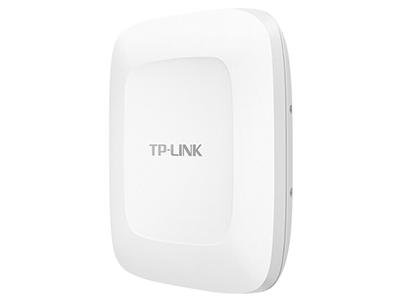 TP-LINK TL-AP1750GP全向  室外AP 带机量70,双频,内置5dBi全向天线;千兆端口,自带POE模块供电;半径200米