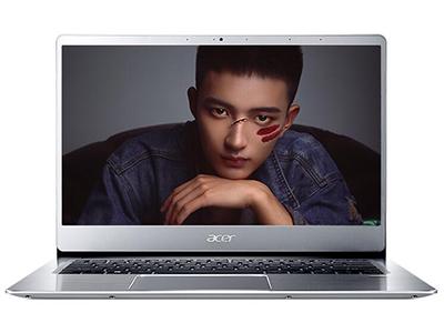 宏碁 蜂鸟Swift3英特尔酷睿i5微边框金属轻薄本14英寸笔记本电脑SF314(8G 128GSSD+1T MX150 IPS)小超银