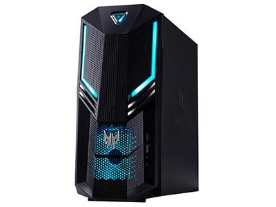 掠夺者 Orion3000电竞台式机 游戏台式电脑主机(八代i7-8700 16G 256GSSD+1T GTX1080 8G独显 500w电源)