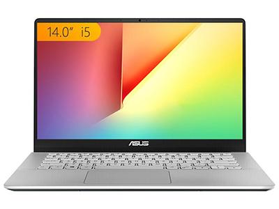华硕 灵耀S 2代 英特尔酷睿i5 14英寸微边超轻薄笔记本电脑(i5-8265U 8G 512GSSD MX150 2G IPS)消光灰