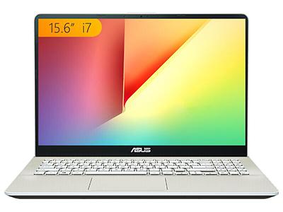华硕 灵耀S 2代 英特尔酷睿i7 15.6英寸微边轻薄笔记本电脑(i7-8565U 8G 512GSSD MX150 2G IPS)冰钻金